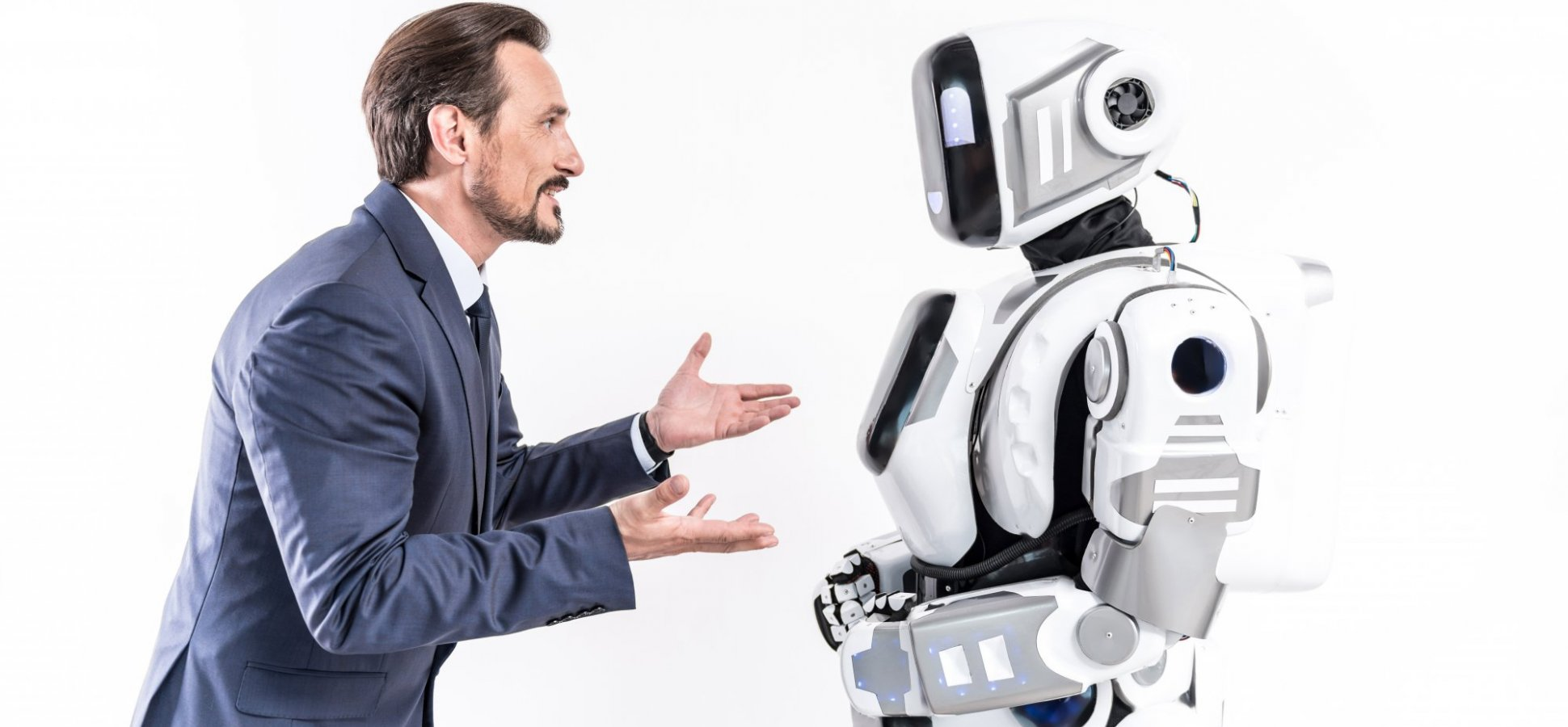 At IBM, Researchers Are Working To Make Robots Engaging Conversationalists