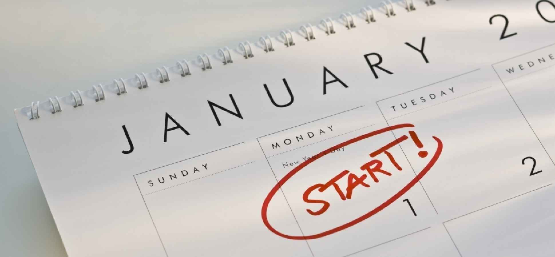 5 New Year's Resolutions Every Entrepreneur Should Make