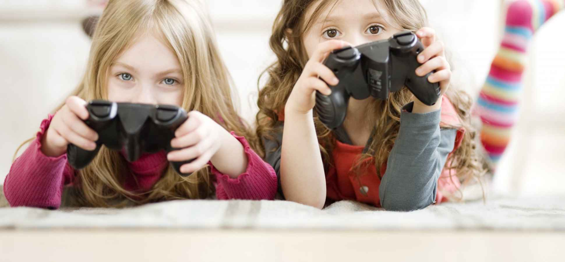 Want Smart, Socially Adept Kids? Let Them Play Video Games