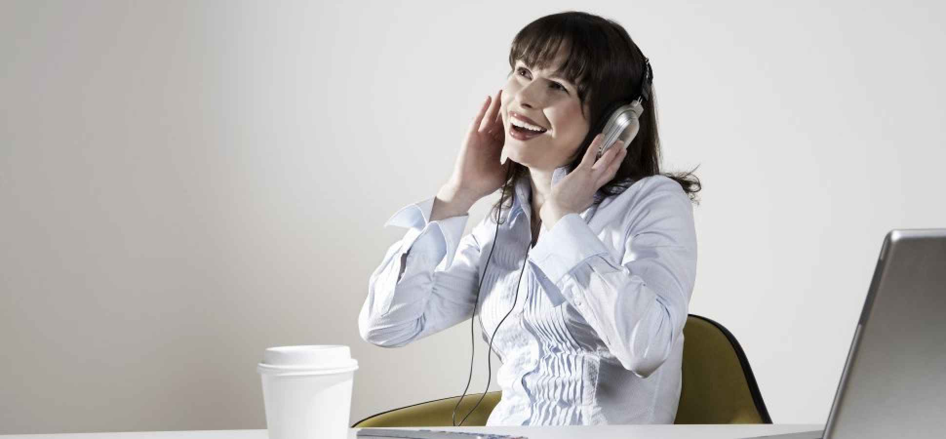 10 Songs to Pump Up Your Productivity Right Now