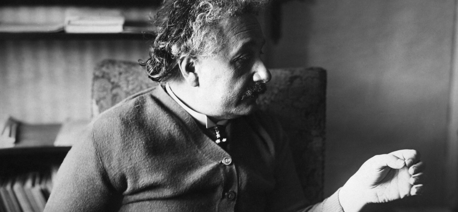 Steal Einstein's 2-Part Formula for Coming Up With Breakthrough Ideas
