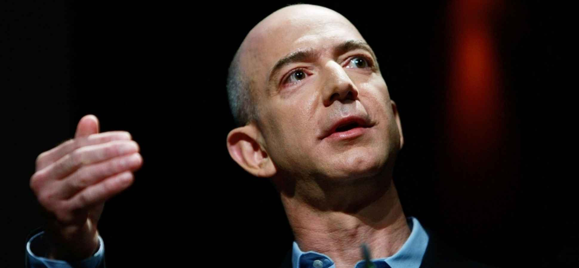 8 Books Jeff Bezos Thinks Every Boss Should Buy