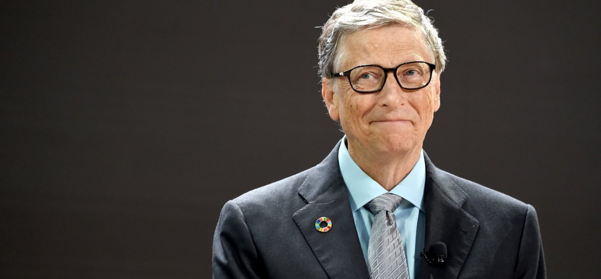 Bill Gates: A Billion Dollars Won't Make You Happy, but This Will