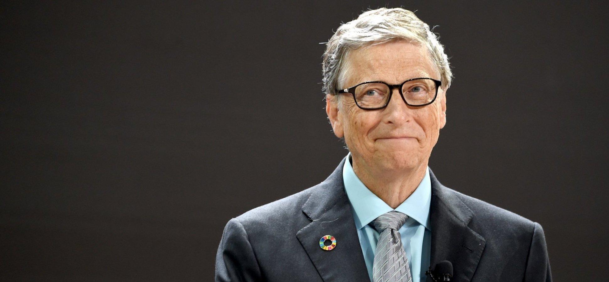 Bill Gates A Reddit Secret Santa Sends