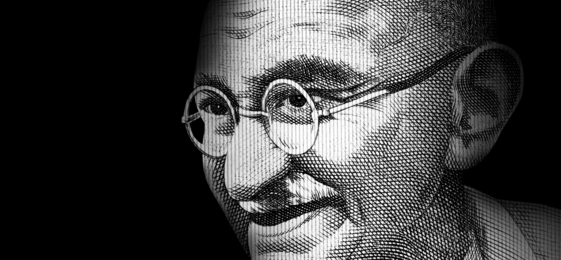 How Gandhi Would Lead Toward An AI Future