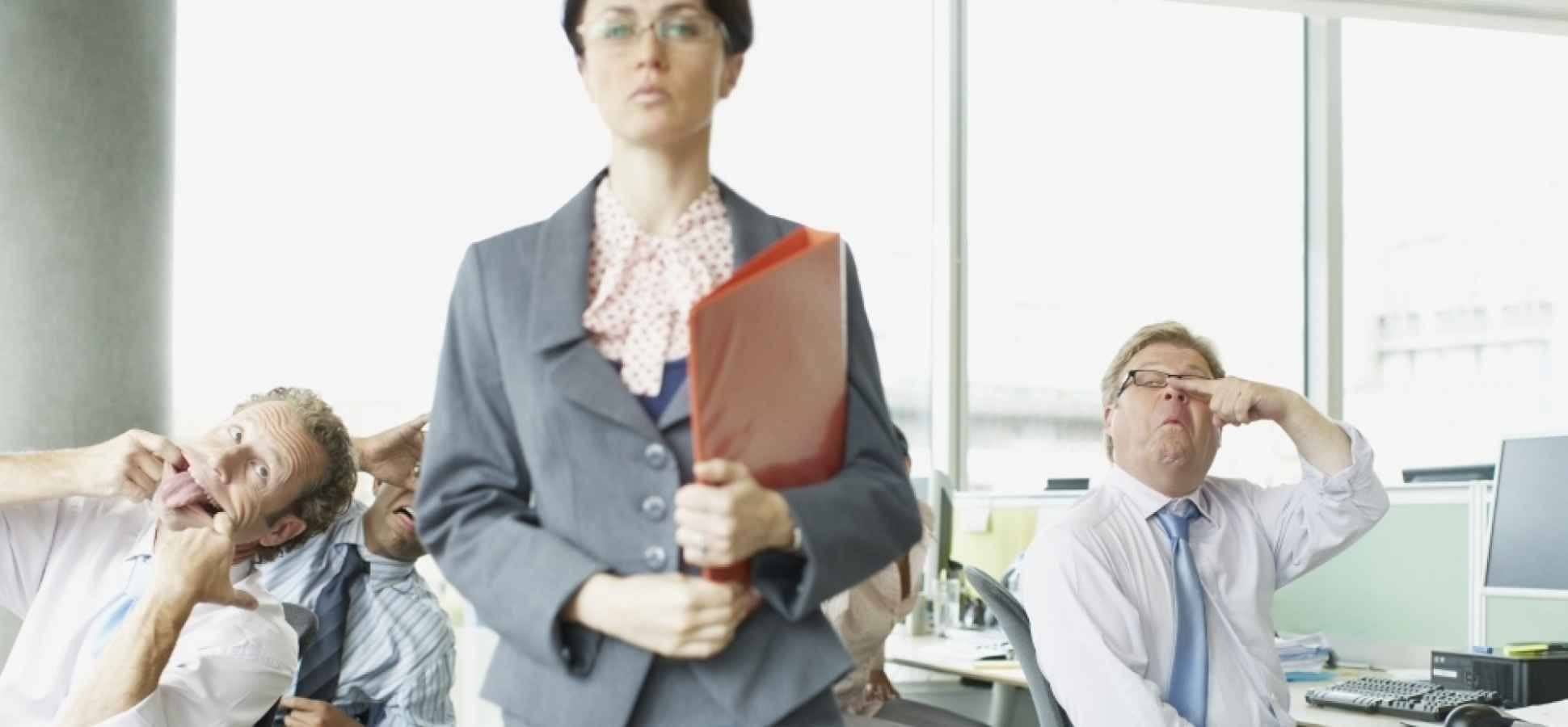 10 Reasons Your Employees Don't Respect You