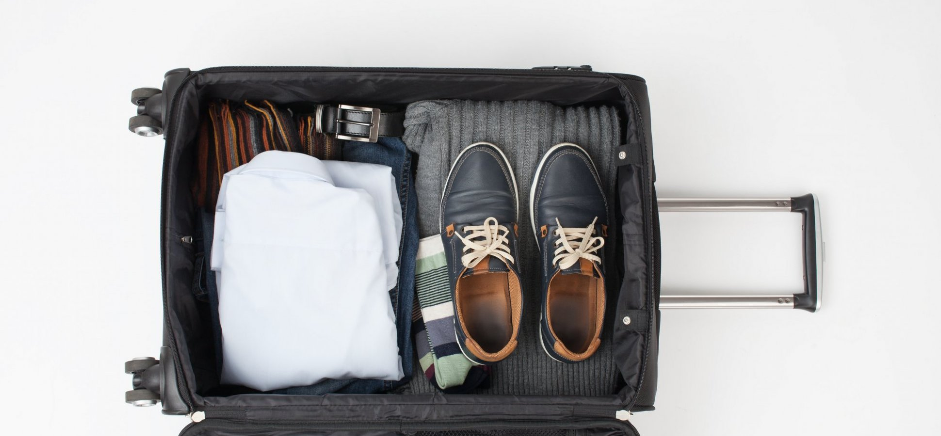 10 Items Business Travelers Always Pack But Don't Need To