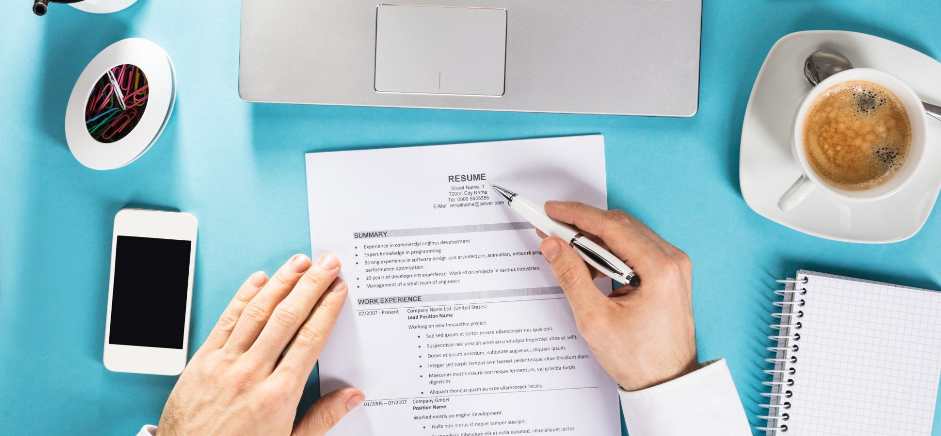 Here's Why Every Resume Needs a Tech Section in 2018 (Even if You