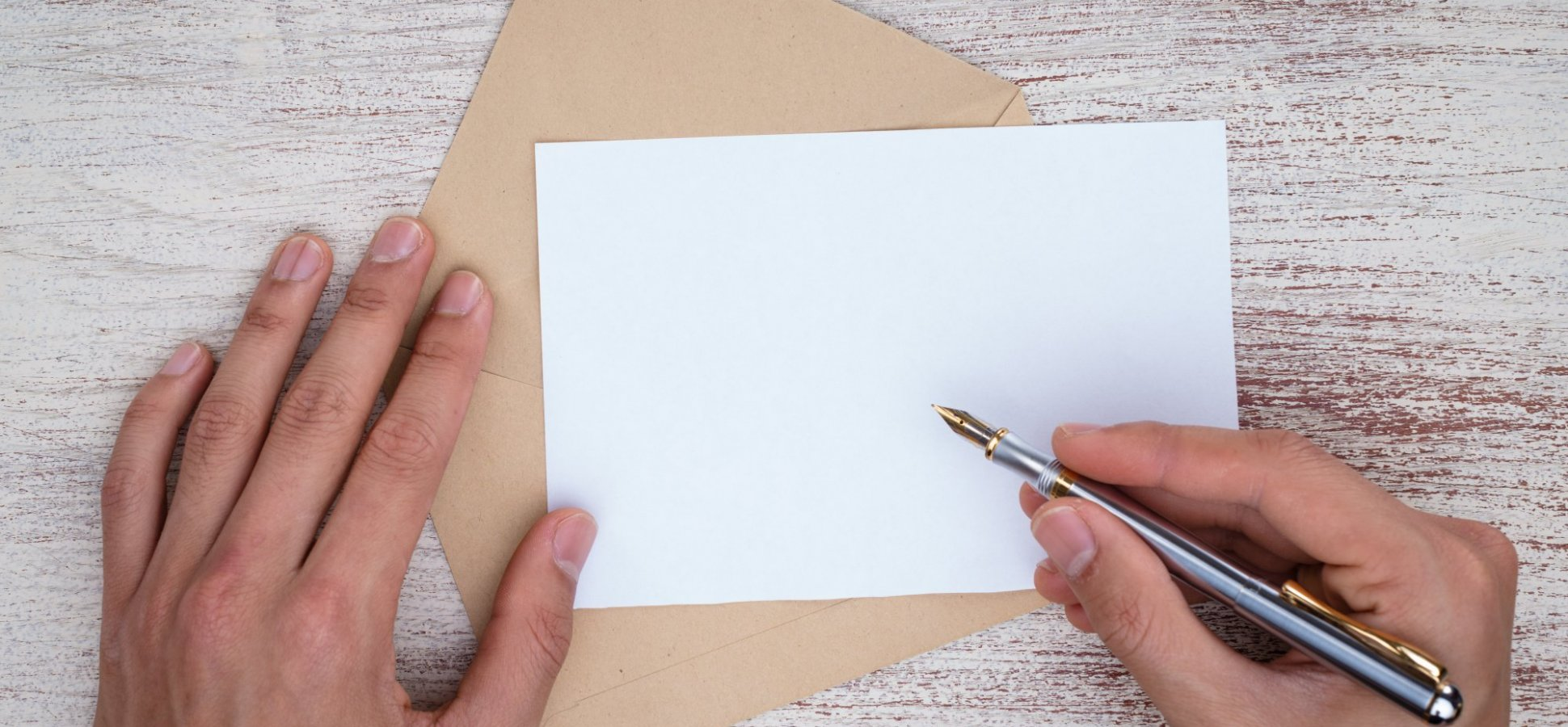 Handwritten Notes Are Still the Best Way to Solidify Your Customer Relationships. Here's How to Write a Good One