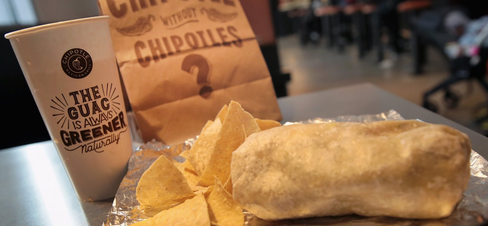 A Year Ago, Chipotle Hired Taco Bell's CEO. Now Chipotle Is Crushing It