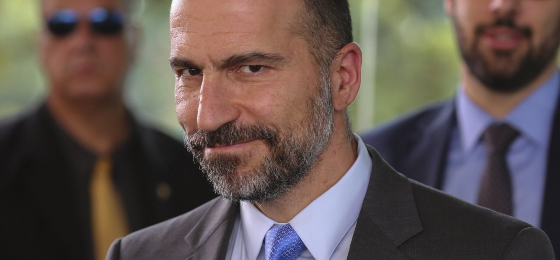 5 Productivity Hacks Uber's New CEO Wishes He'd Known When He Was Younger