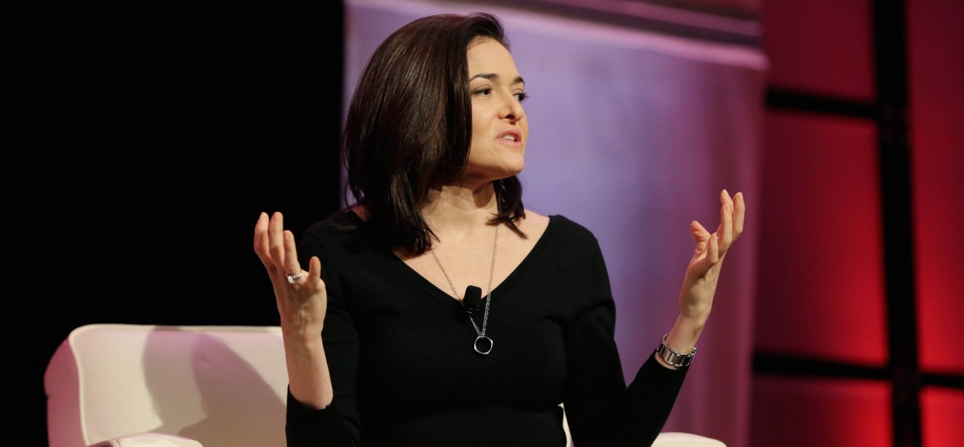 Sheryl Sandberg Says These 9 Words Are the Best Career Advice She Ever Got