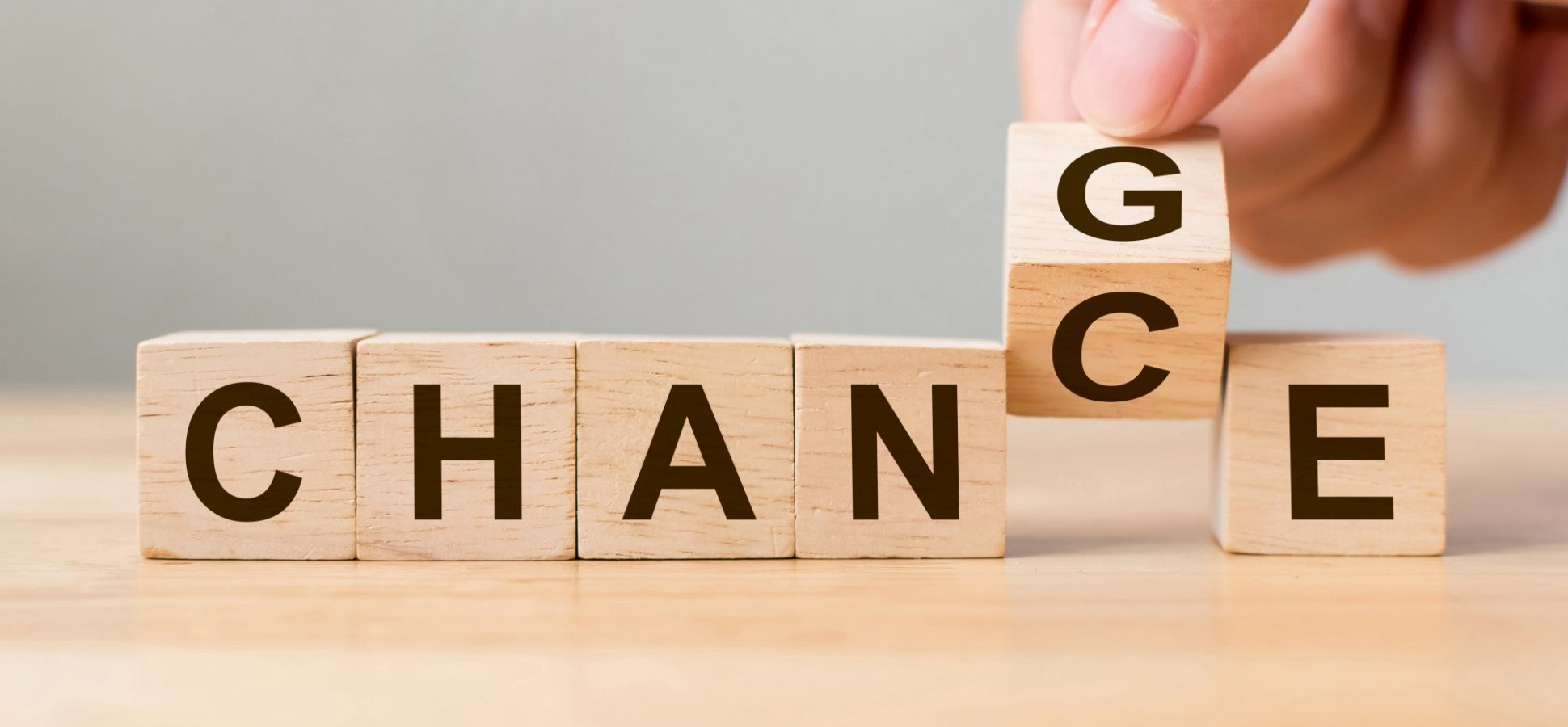How to Renegotiate Your Relationship With Change