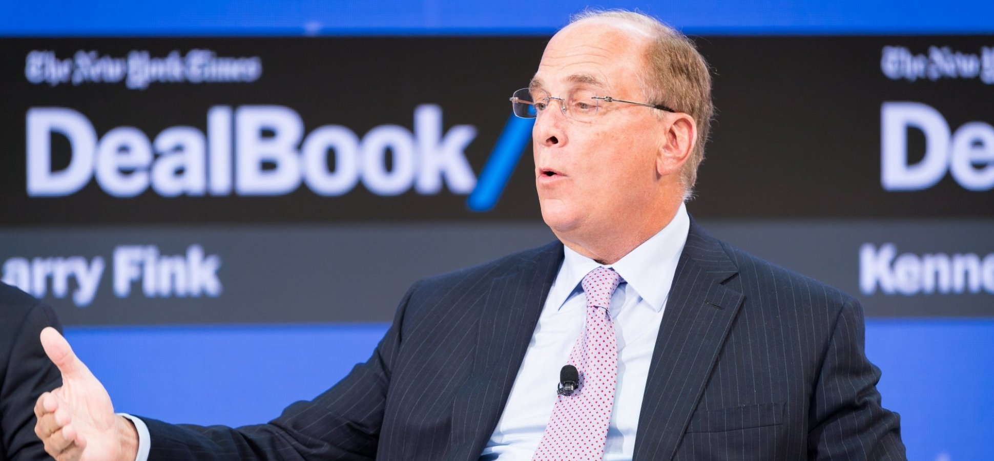 BlackRock CEO Larry Fink's Annual Letter Just Sent a Powerful Environmental Message to Companies Everywhere