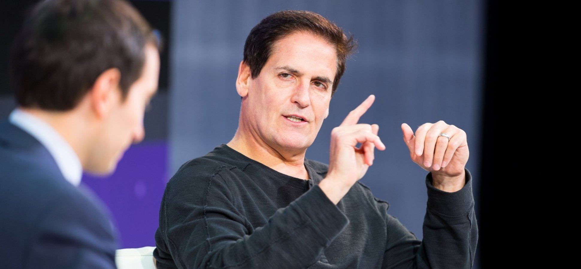 Billionaire Mark Cuban Says These 2 Sentences Are the Best Advice He's Ever Gotten