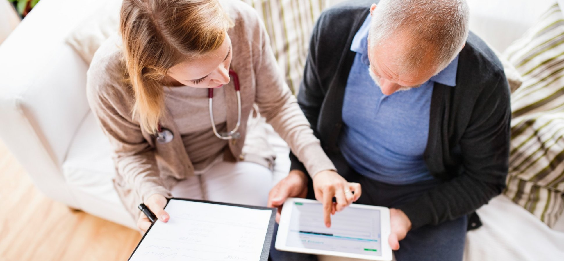 3 Tech Trends That May Improve the Effectiveness of Senior Care