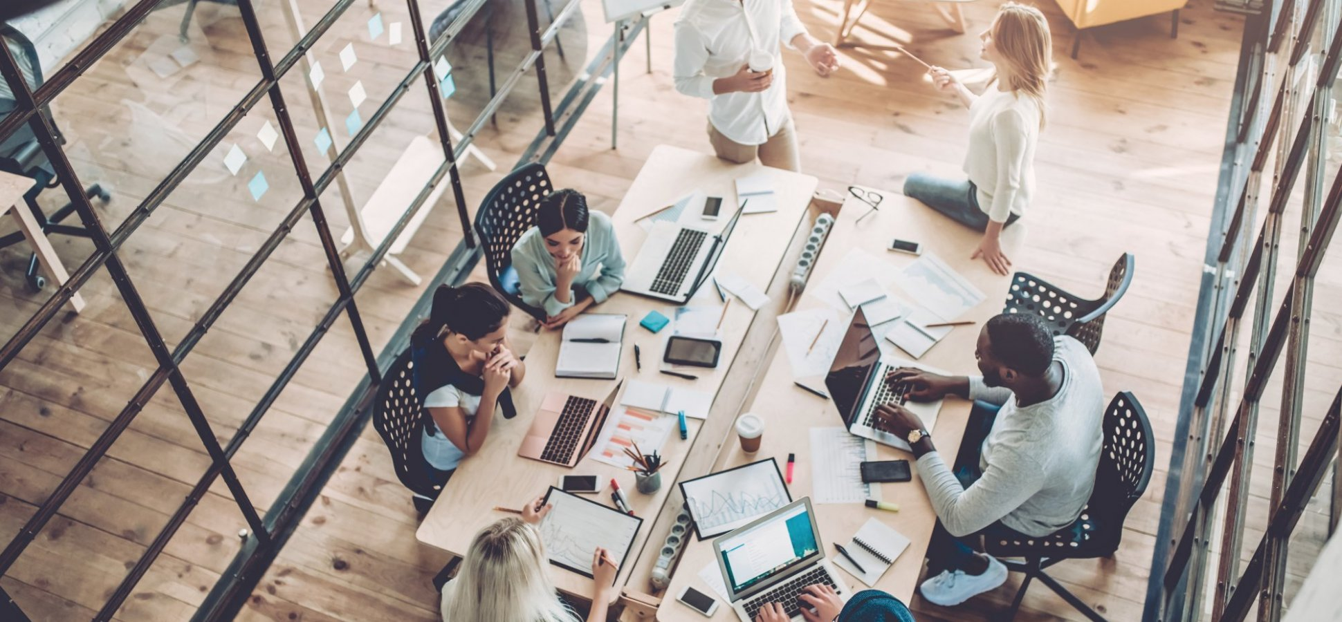 The Rise of the Coworking Space in the Gig Economy