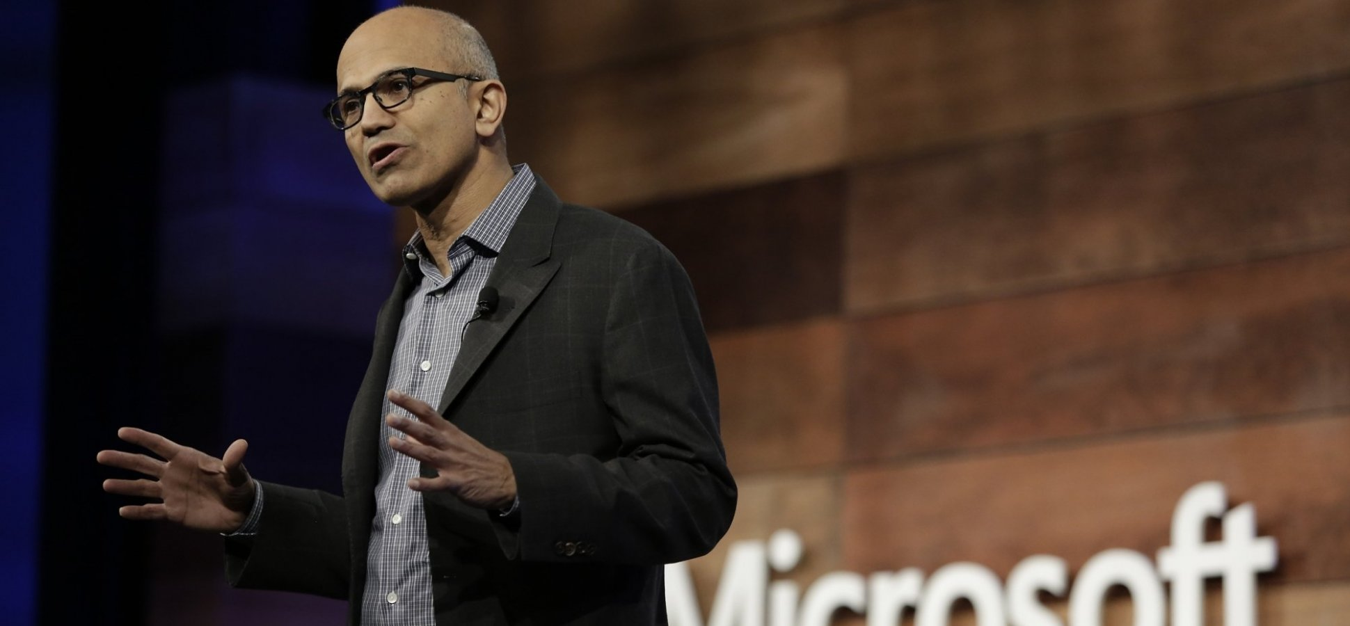 In 1 Short Sentence, Satya Nadella Summed Up What Makes Microsoft Different From Apple and Amazon