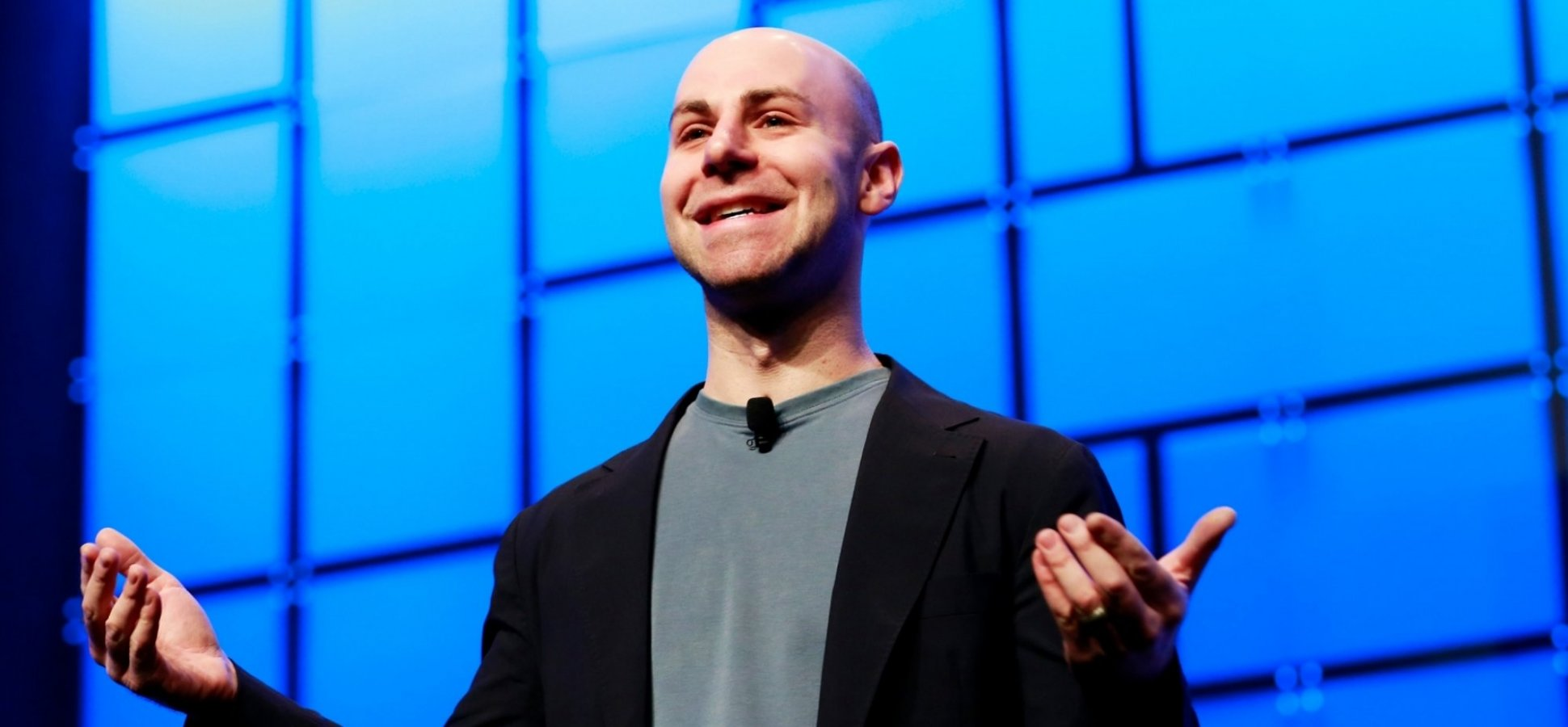 3 Things Wharton's Adam Grant Says You Should Do to Be Truly Successful