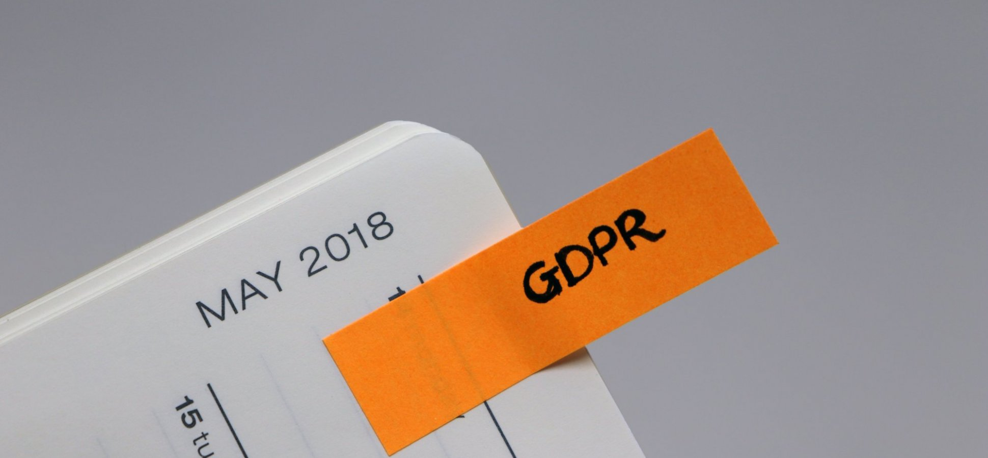 Five Things You Should Know About GDPR