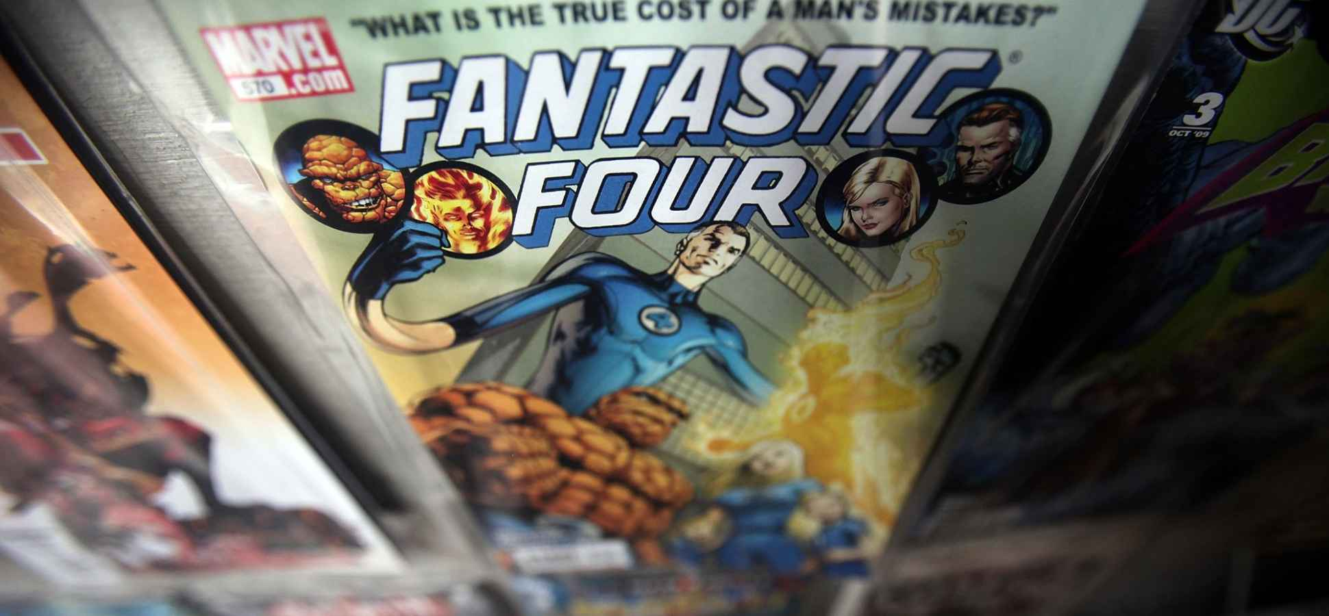 Forget the Stock Market: 4 Comic Books That Could Be Outstanding Investments