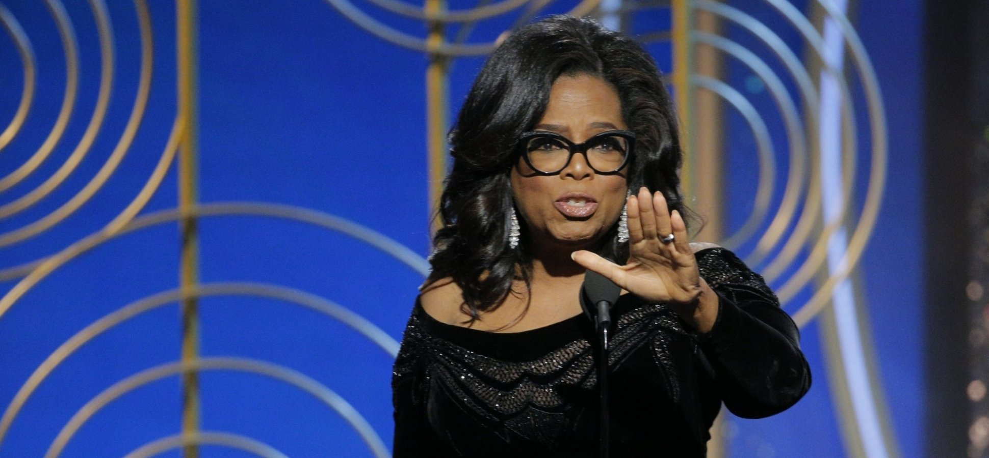 Oprah Winfrey Nailed Every Public Speaking Lesson You Could Learn in Her Golden Globes Speech