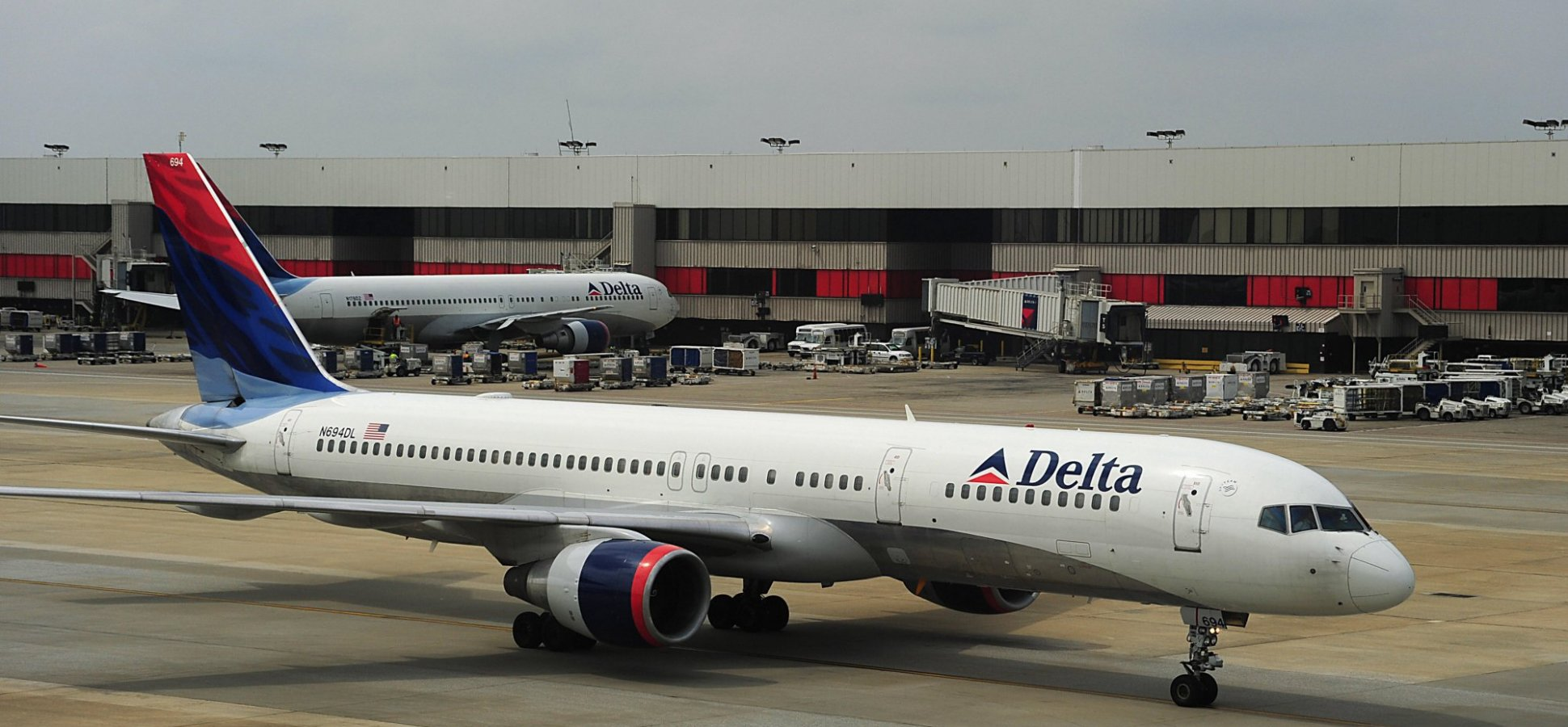 Flight Attendants Say These Delta Airlines Passengers Violated A
