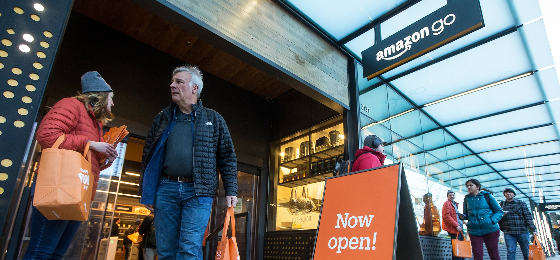 The 6 Most Surprising Things About the New Amazon Go (No