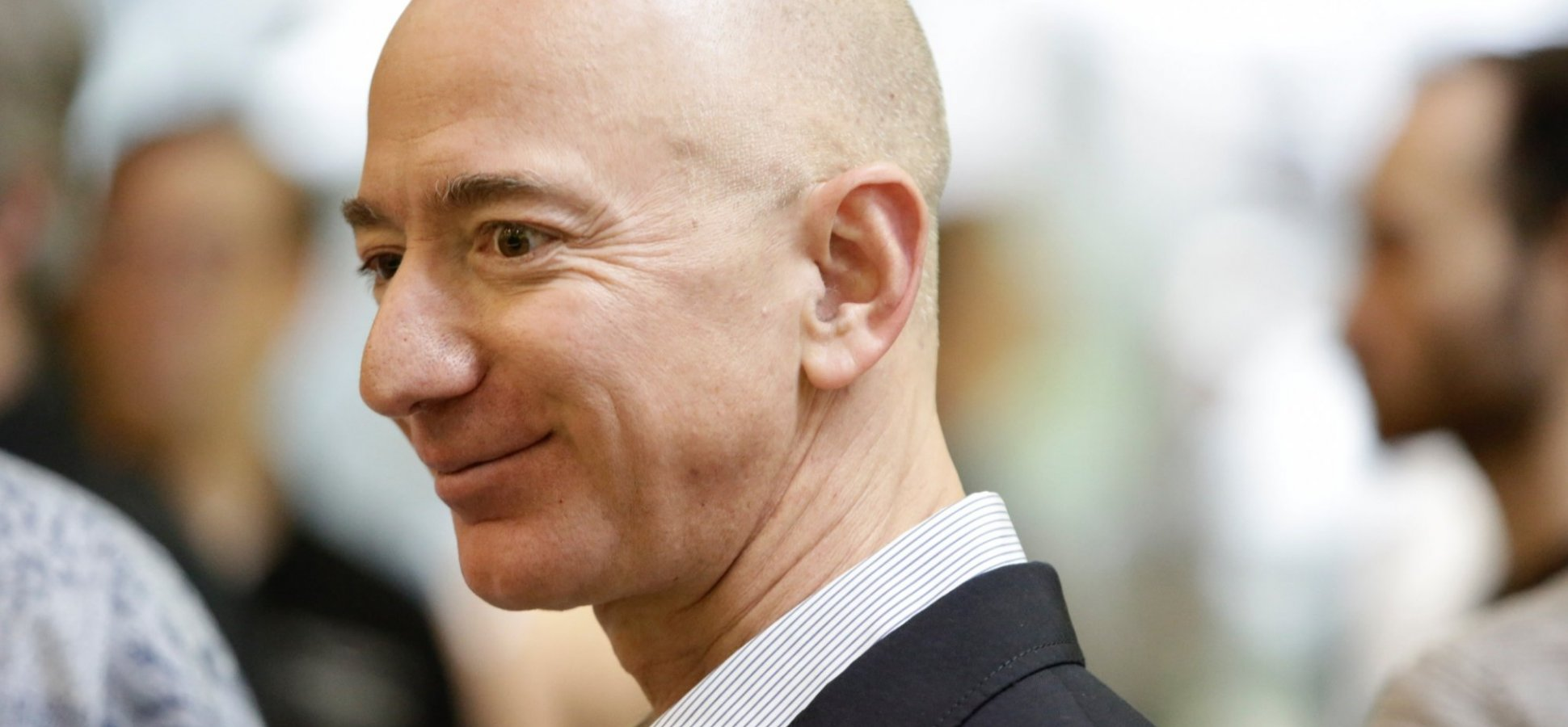 It Took Jeff Bezos Exactly 5 Words To Teach A Major Lesson In