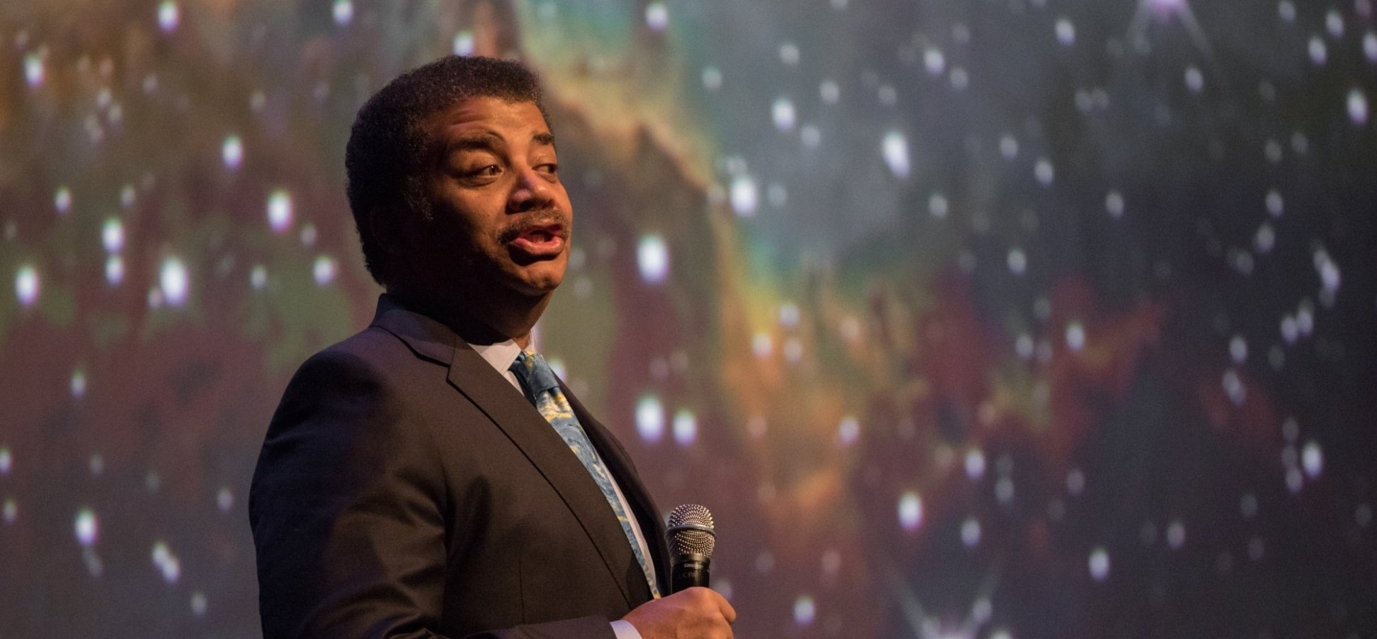 Neil deGrasse Tyson's Tweet About Mass Shootings Was Bad. His Apology May Have Been Worse.