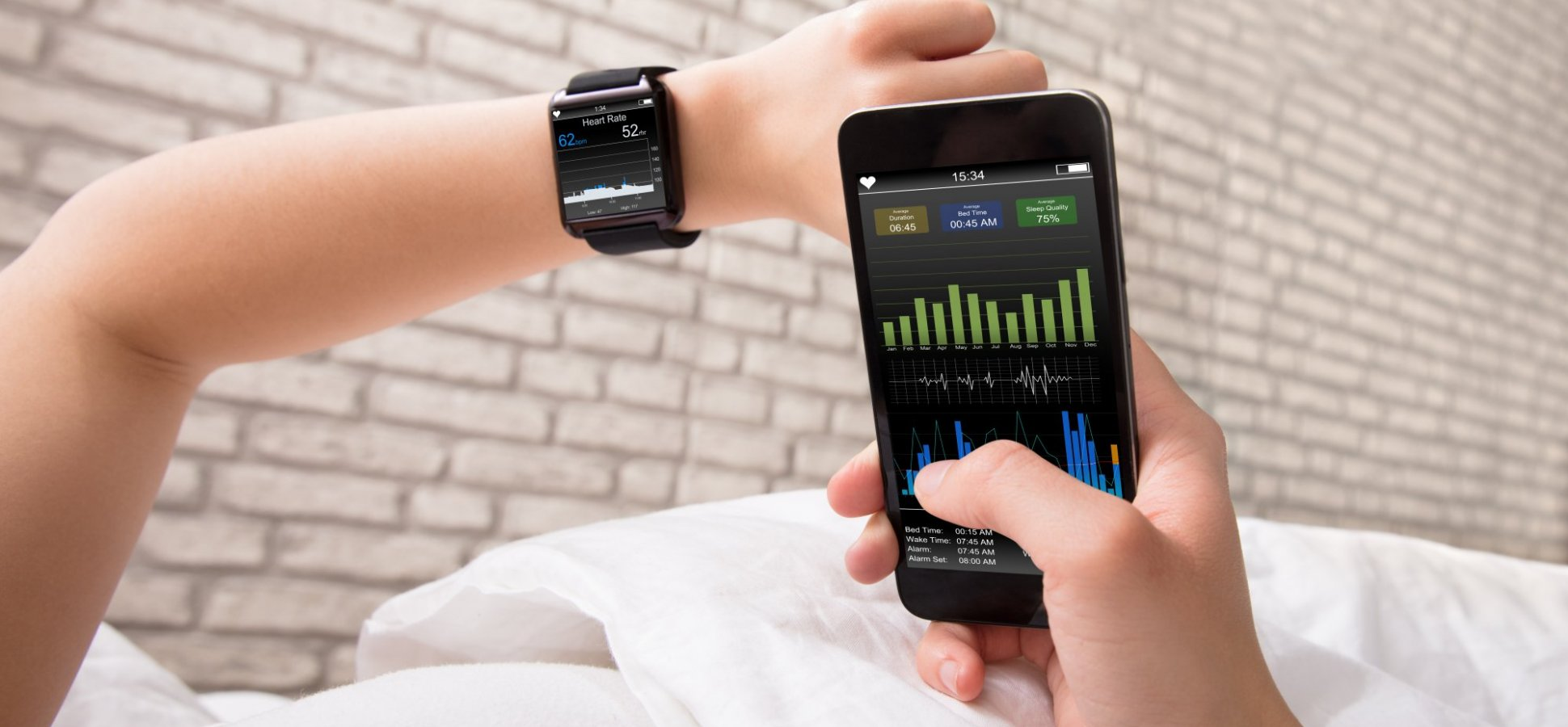 Science Has Identified a New Sleep Disorder Caused by Sleep Trackers