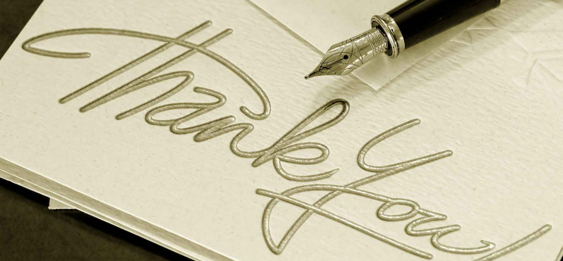 Sending a Thank-You Note: Here's When Exceptional Leaders Always Do It