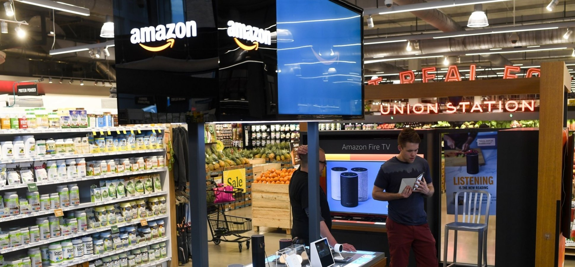 A New Harvard Study Reveals The Truth Behind Amazon's Purchase of Whole Foods (And Why Store Shelves Are Shockingly Empty)