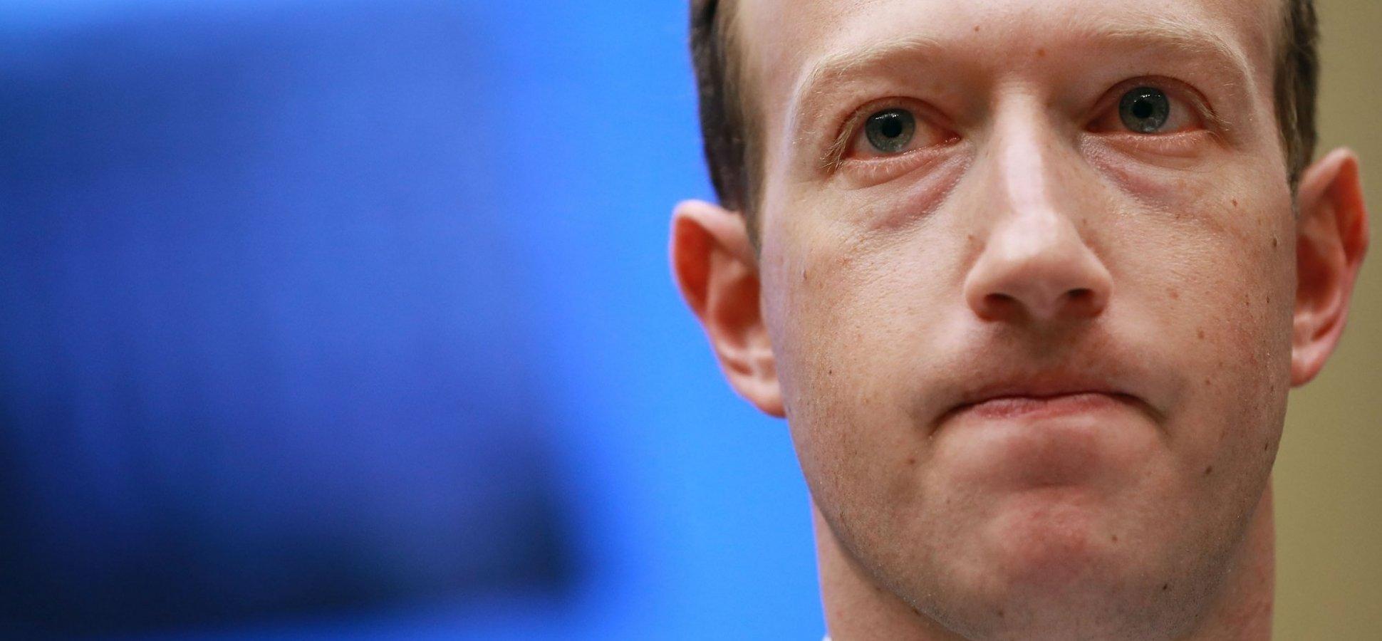 Resultado de imagem para mark zuckerberg