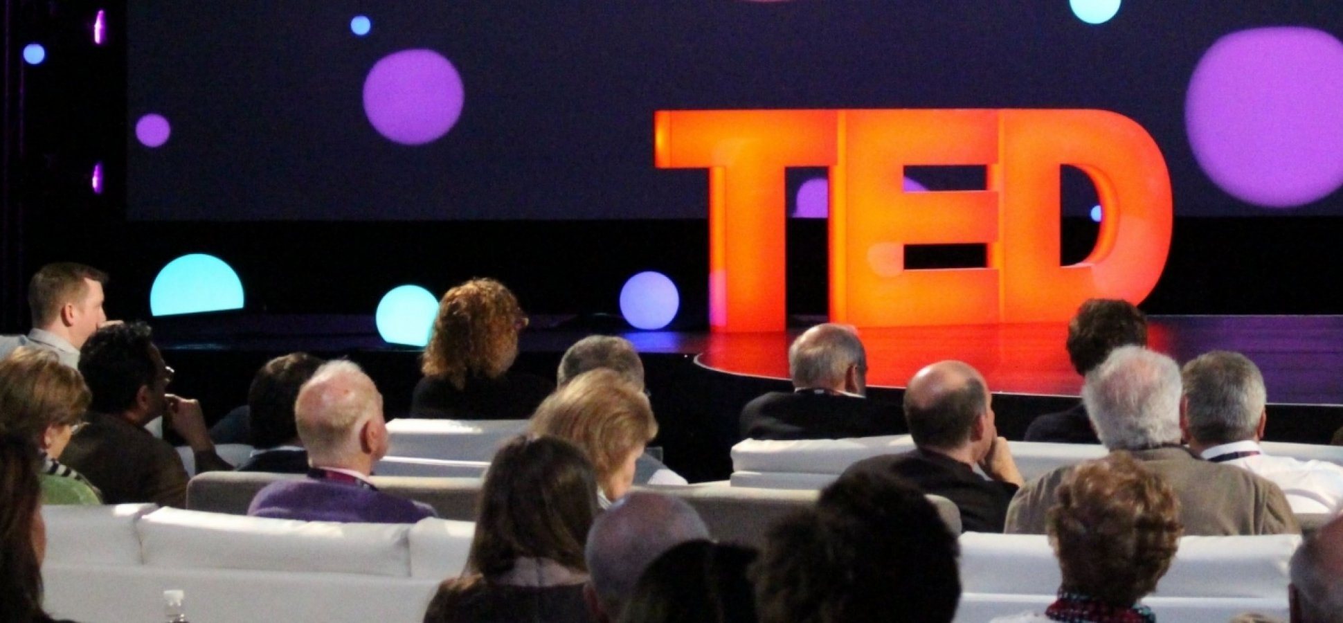 Here Are the 6 Words TED Uses to Help Speakers Overcome Their Fear