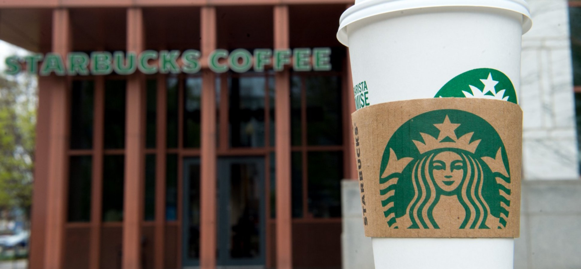 Starbucks Just Announced A Radical New Policy That Could Totally