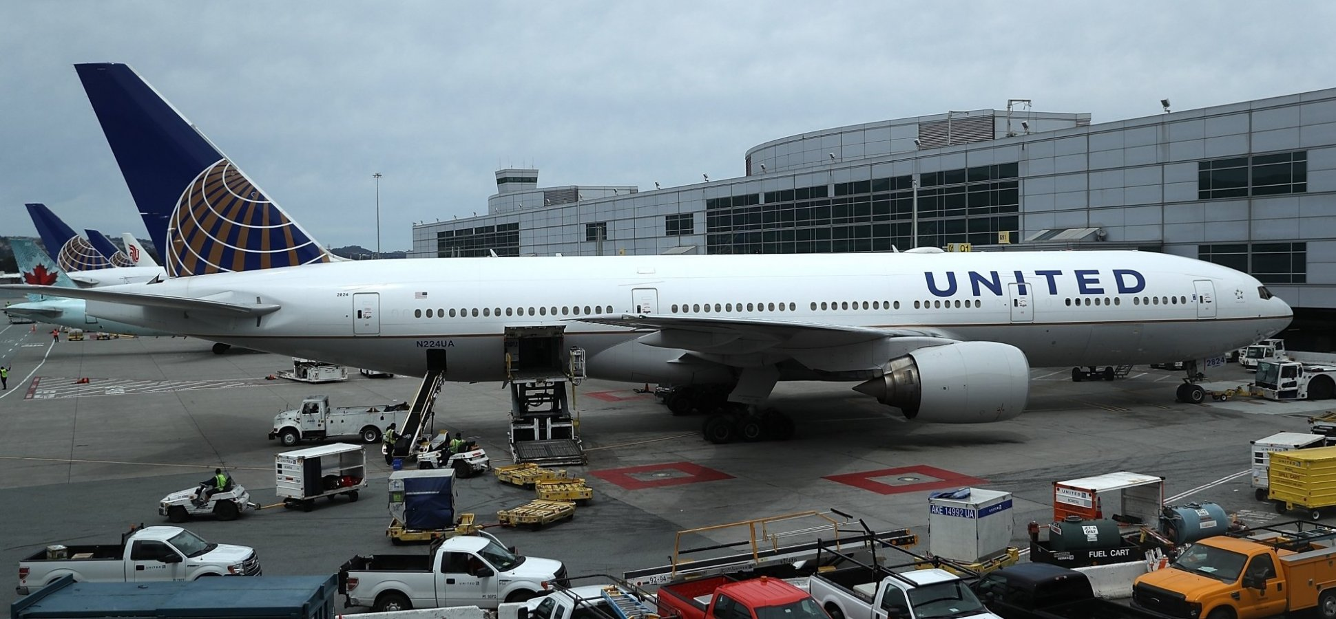 United Airlines Is Far More Generous Than Delta Or