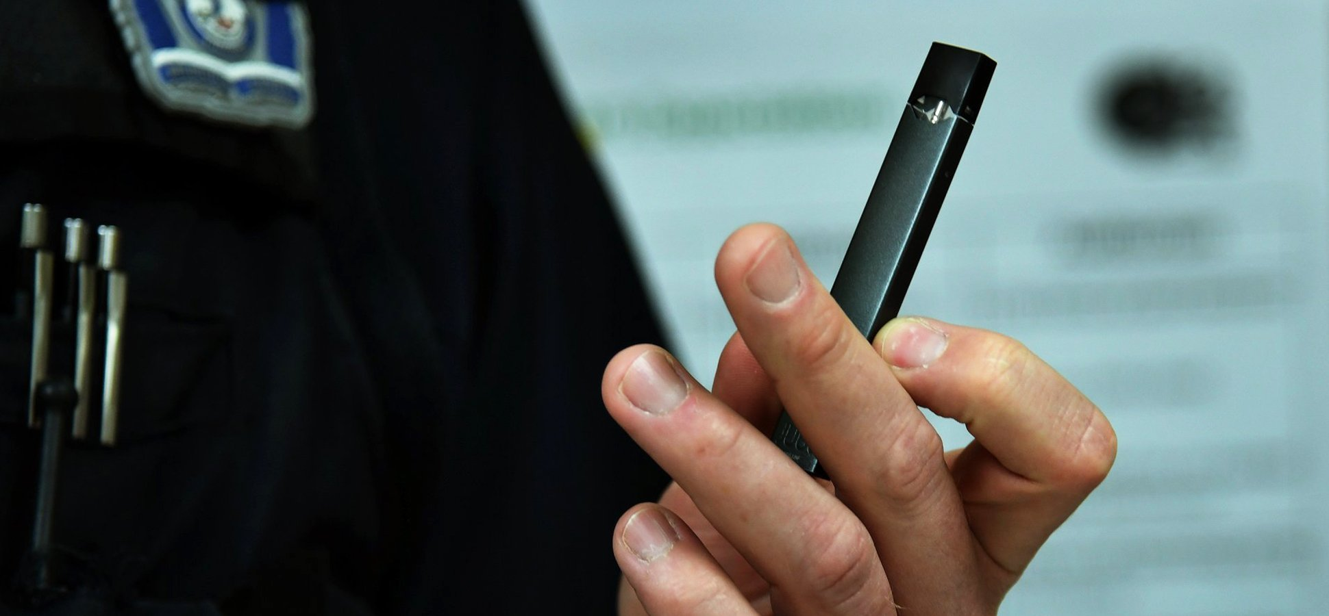 Juul is the fastest-growing e-cigarette on the US market forecast