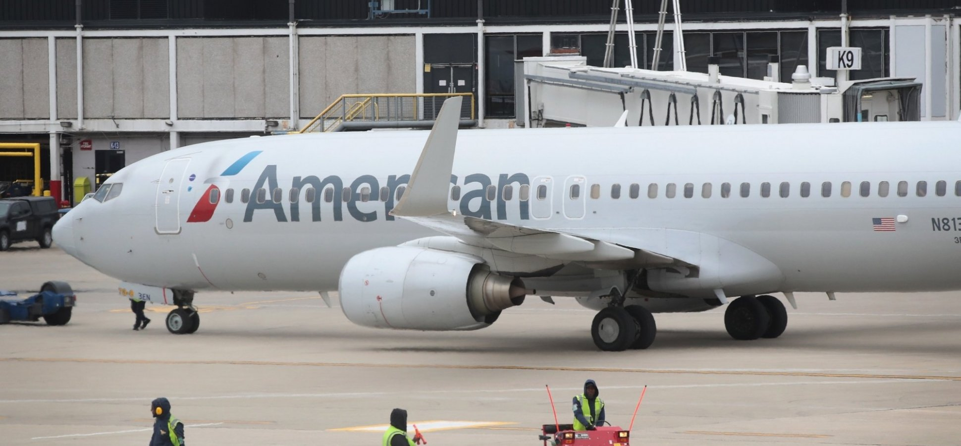 American Airlines President: We Won't Make Things Better for Passengers Unless We Can Make a Profit Out of It