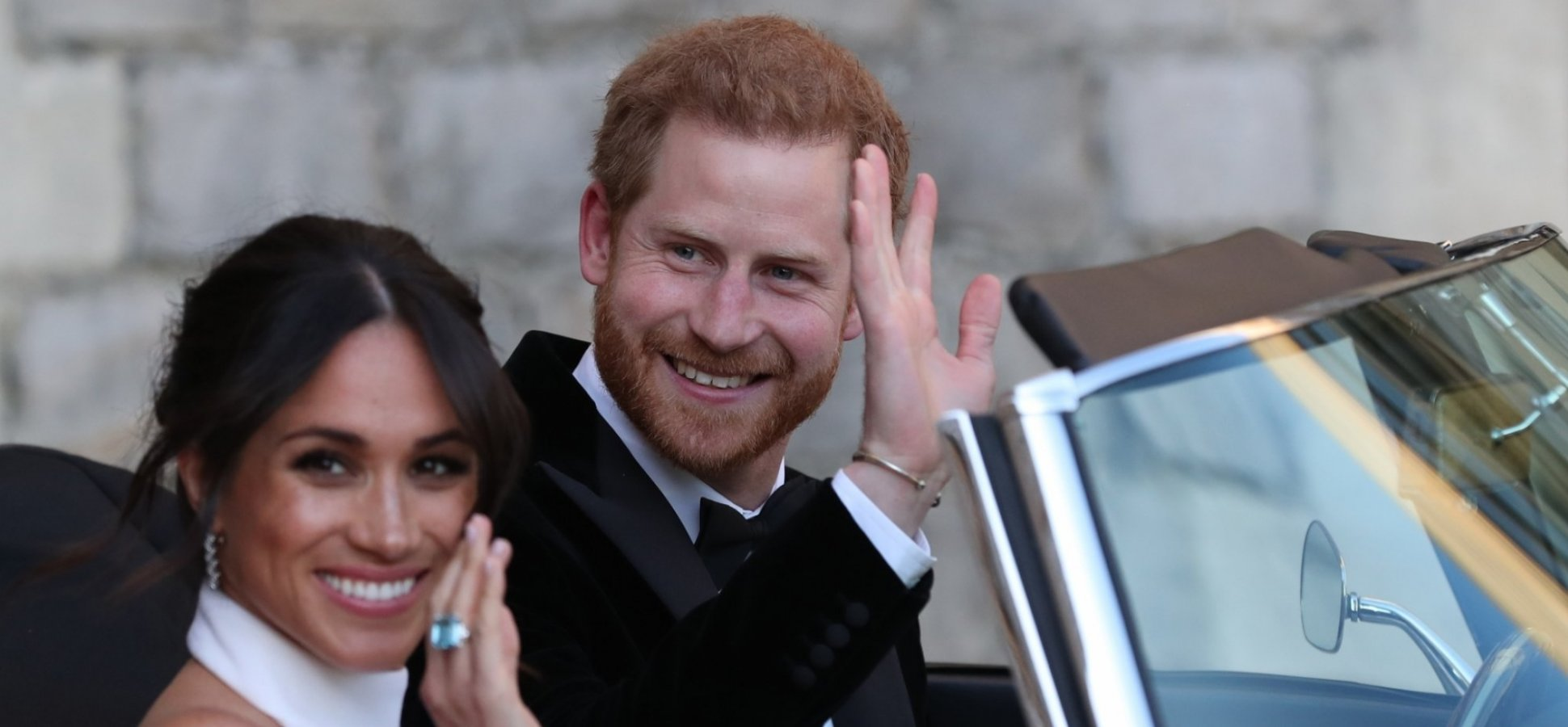 Racism Helped Drive Prince Harry Meghan Markle Out of UK and Away From the Royal Family