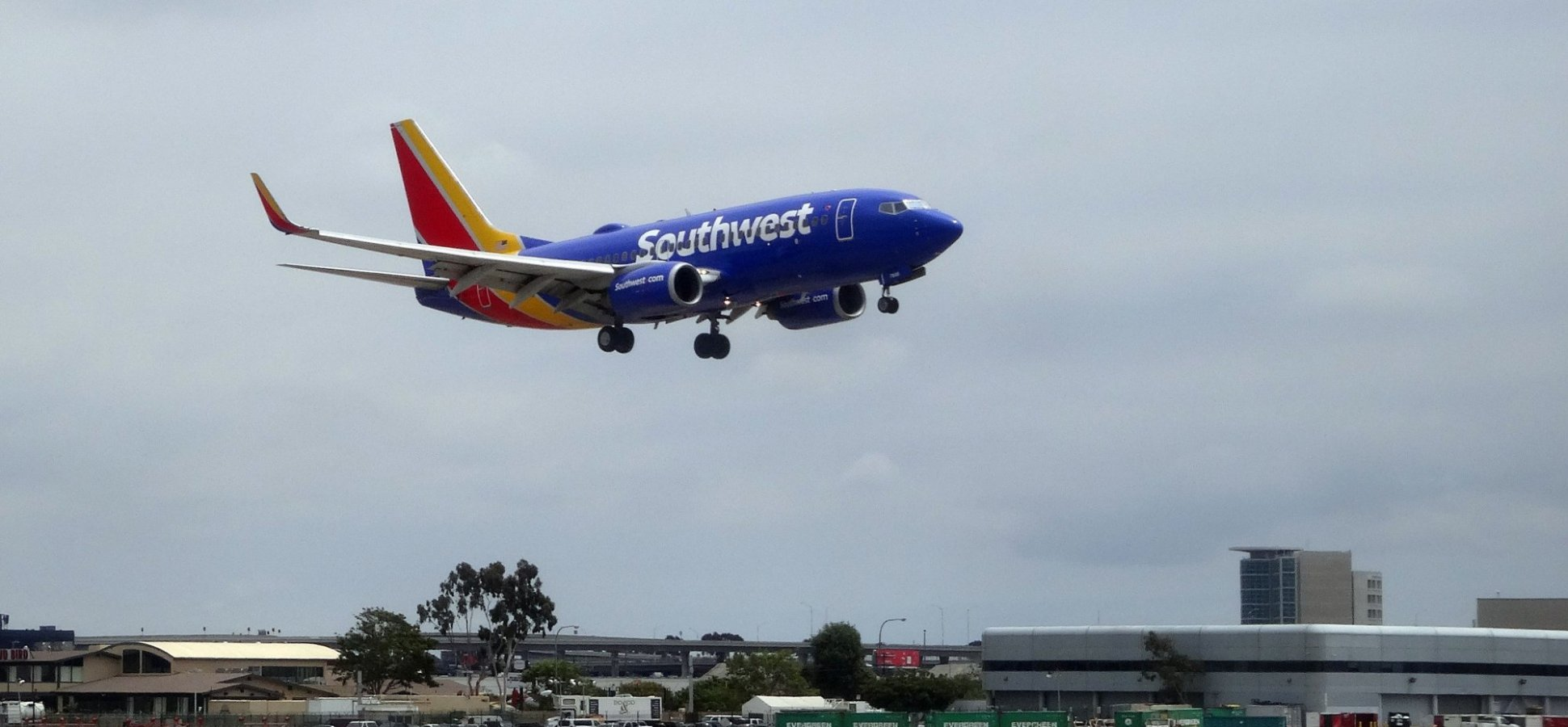 This Southwest Airlines Passenger Allegedly Did Something Really Bad. Now He's Getting Some Very Bad News