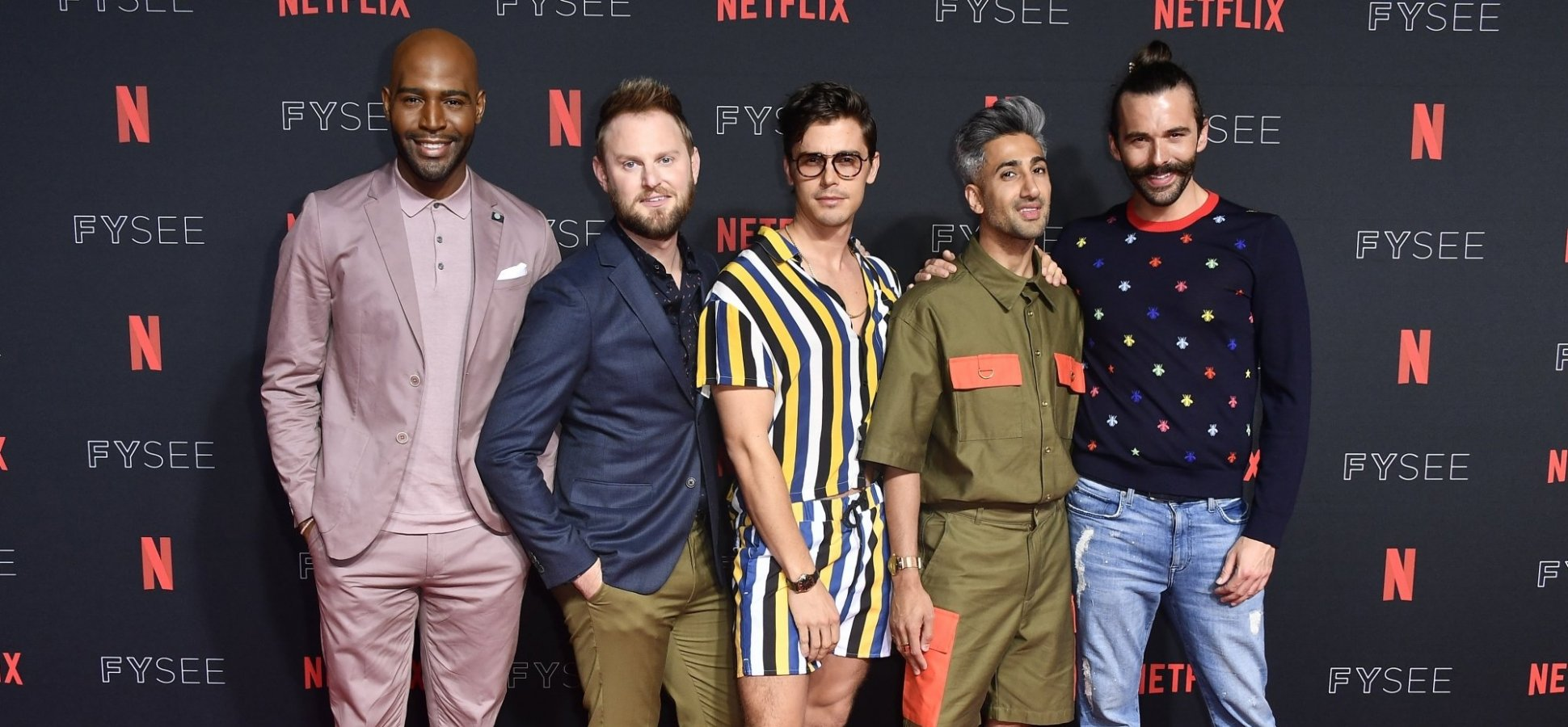 The Queer Eye Episode That We All Want To See (Listen Up Netflix!)