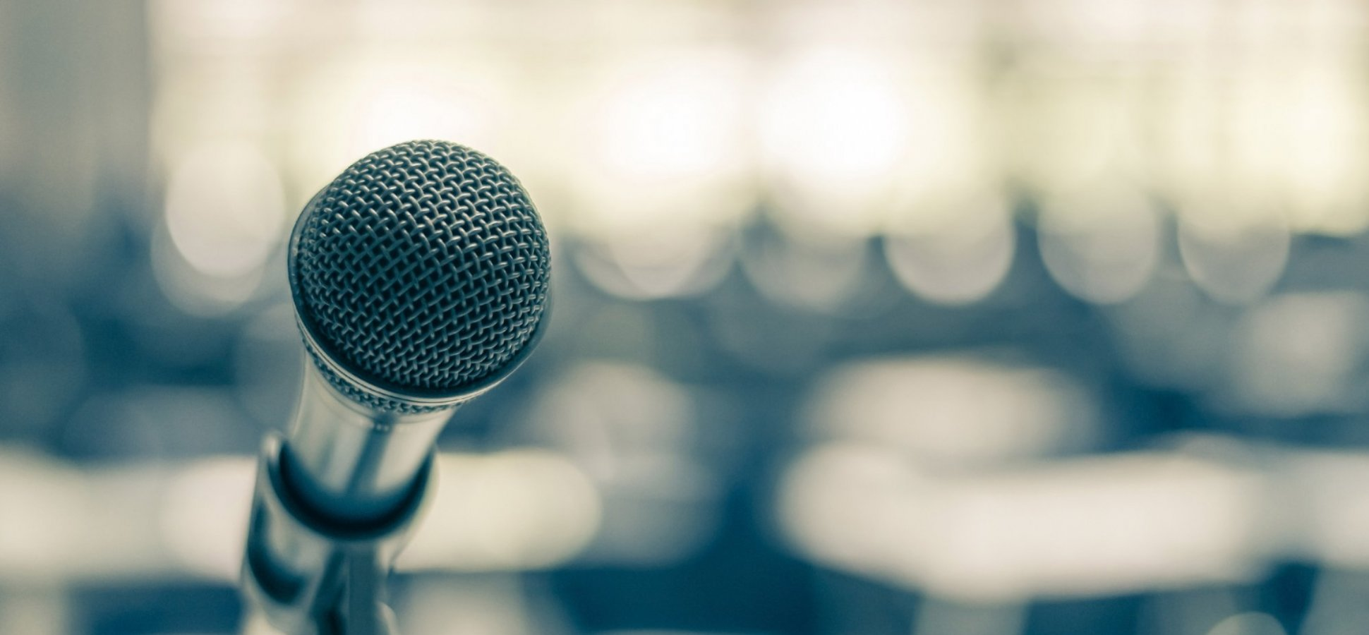 How to Rock Your First Speaking Engagement