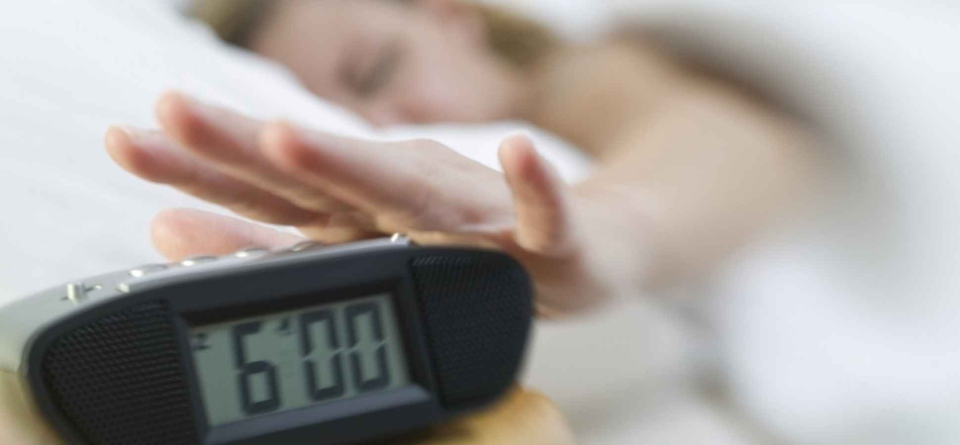 Still Tired? There's Help to Outsmart the Snooze Button
