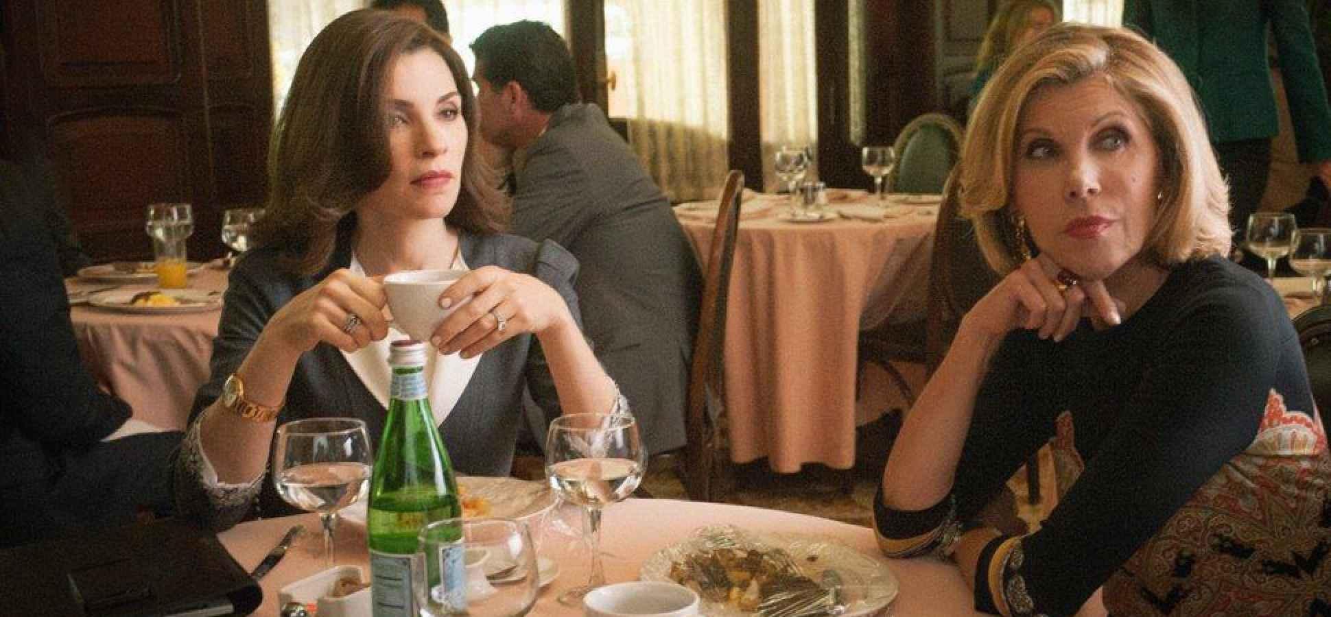 """The Good Wife Recap: Season 6, Episode 1, """"The Line"""""""