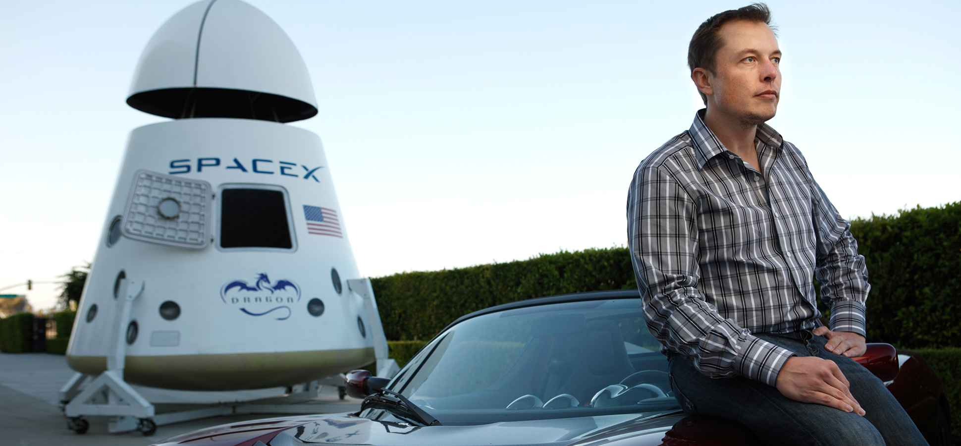How Elon Musk Topped Even Himself in 2015