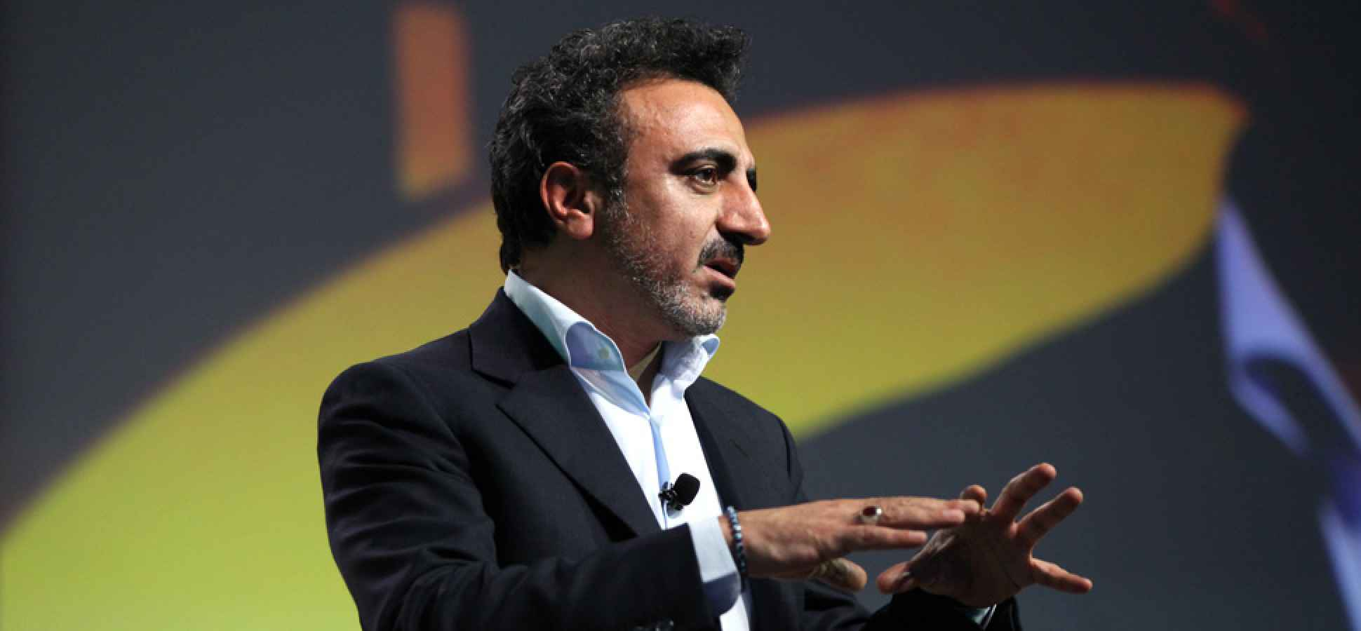 Chobani Founder: 'Elevate Yourself' Above Common Sense