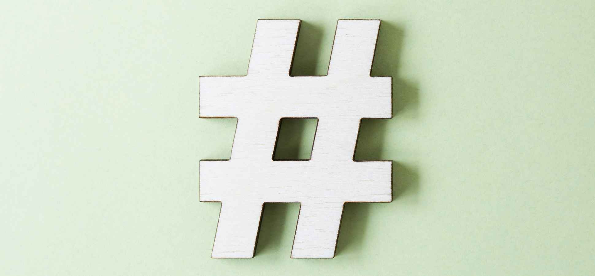 the science of using hashtags to dramatically increase your