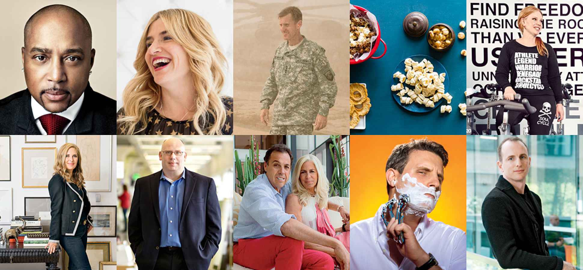 How I Did It: America's Most Dynamic Founders Share Their Secrets for Success