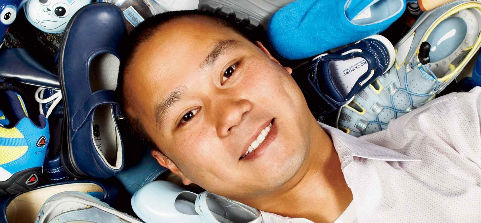 How I Did It: Tony Hsieh, CEO, Zappos.com
